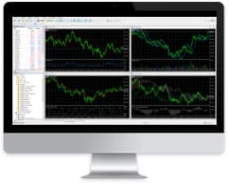 MetaTrader5(MT5) PC版