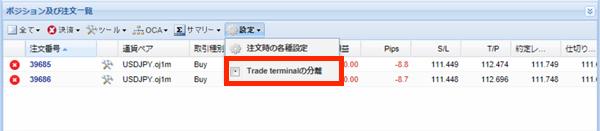 MT4(メタトレーダー4)Oanda Trade Terminalの使い方